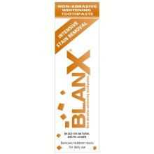 Blanx Intensive Stain Removal Toothpaste 75ml