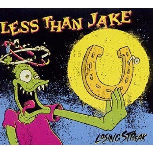 Less Than Jake - Losing Streak [CD]