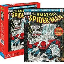 Puzzle - Marvel - Spider-Man Cover 500pc New Licensed 62158