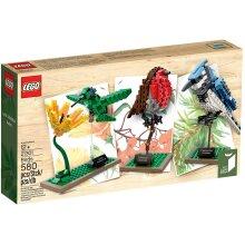 Lego Ideas #9 - BIRDS - Cuusoo Set 21301