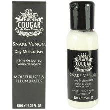 Cougar Snake Venom Day Moisturiser 50ml