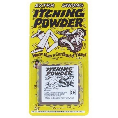 Extra Strong Itching Powder Classic Joke Funny Party Trick Prank