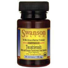 Swanson  Tocotrienols, 50mg - 60 softgels