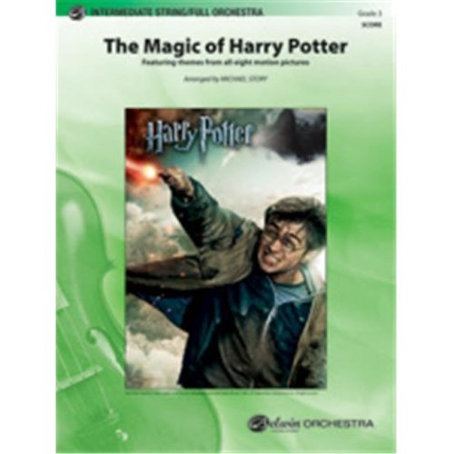 Alfred 00-40436 MAGIC OF HARRY POTTER THE-PIF