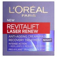 L'Oreal Revitalift Laser Renew Night Cream Mask 50ml