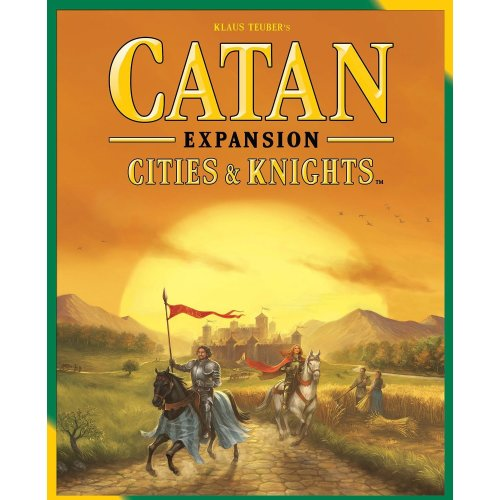 Catan - Cities & Knights Expansion (2015 Refresh)