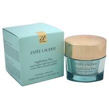 Estee Lauder Womens Nightwear Plus Anti-Oxidant Night Detox Creme, All Skin Types, 1.7 Ounce