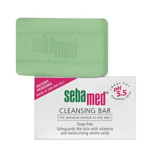 Sebamed Cleansing Bar Sensitive Skin 100gr
