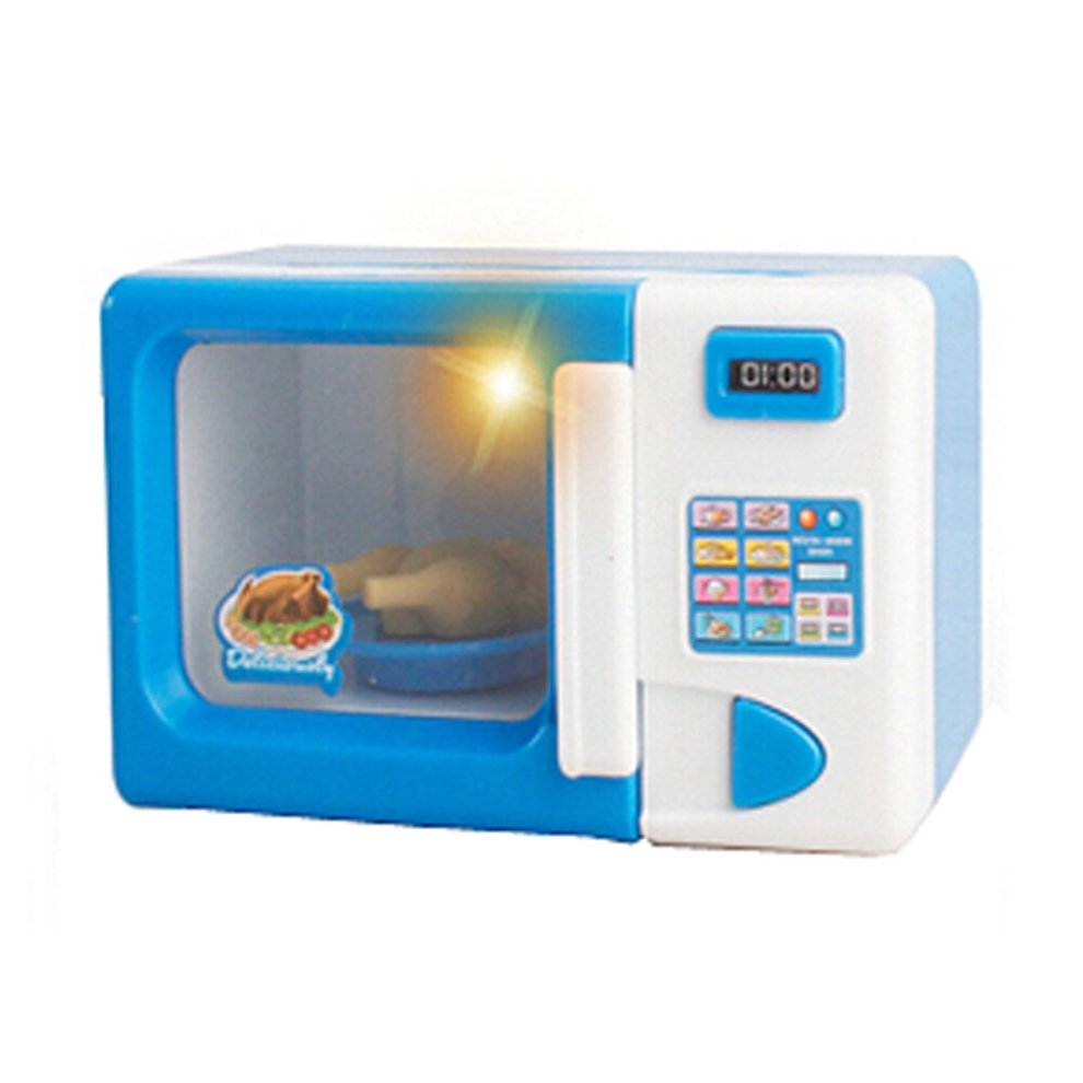 Kid Toy Microwave Oven Home Appliance