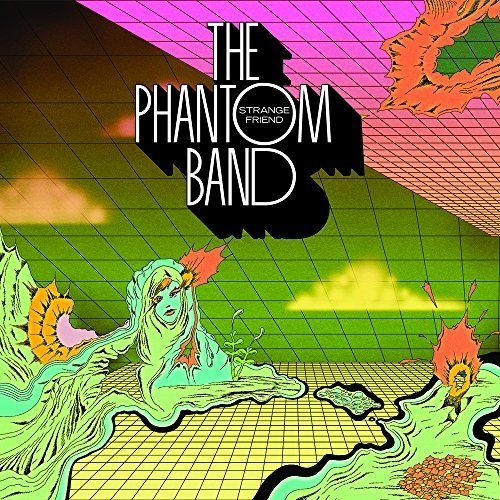 The Phantom Band - Fears Trending [CD]