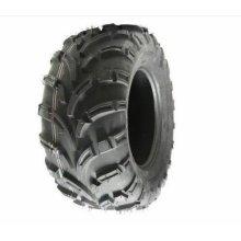 25x10.00-12 Quad tyre 6ply, ATV tyre, 7psi P377 ATV tyre, E marked