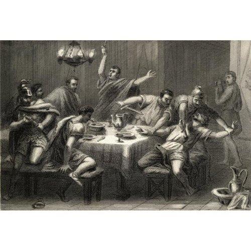 The Conspirators Kill Sertorio Poster Print, Large - 36 x 24