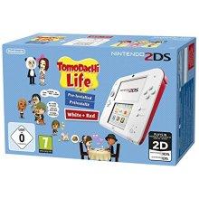 Nintendo 2DS white Tomodachi Life  (EU) - Used
