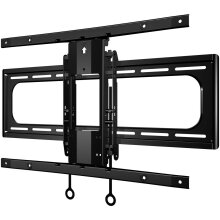 Sanus VLC1-B2 Pivot TV Wall Bracket For Curved TVs For 40 - 88 inch TV's