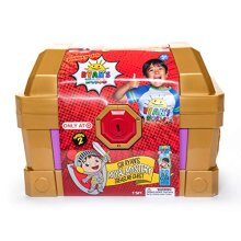 RYAN'S WORLD 200061.002 Sir Ryan Mystery Chest, The Ultimate unboxing Experience