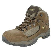 Womens Hi-Tec Boots Denali WP Clay/ Light Taupe/ Golden Haze Size 7