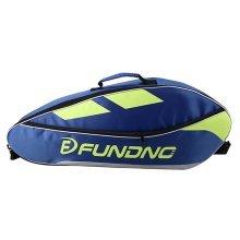 BLUE Abrasion-proof Nylon Badminton Equipment Bag Badminton Racket Bag
