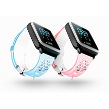 GPS Smartwatch For Kids Children Wanting Independence and Parents Knowing They Are Safe. Location Tracker, Emergency SOS Button. Queen's Award Winner