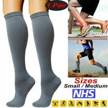 SOCKS COMPRESSION SUPPORT FOOT PAIN HEEL PLANTAR FASCIITIS RELIEF