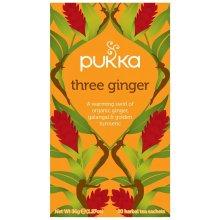 Pukka Three Ginger Tea Bags 80