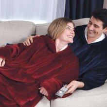 Hoodie Sweatshirt Blanket,Oversized Super Soft Warm Comfortable Giant Hoody
