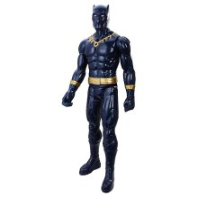 Marvel Titan Hero Series 12-Inch Black Panther Figure