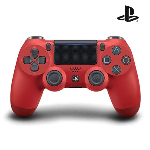 Sony PlayStation DualShock 4 Wireless Controller - Red