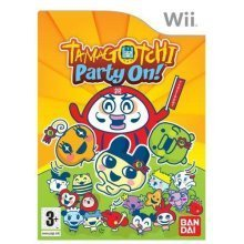 Tamagotchi Party On! Nintendo Wii Game - Used