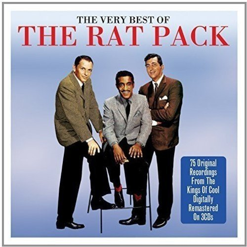 The Rat Pack - the Very Best of the Rat Pack [3cd Box Set]