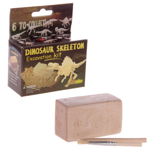 Fun Excavation Dig it Out Kit - Small Dino Skeleton