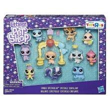 Littlest Pet Shop Sparkle Spectacular Collection Pack Toy