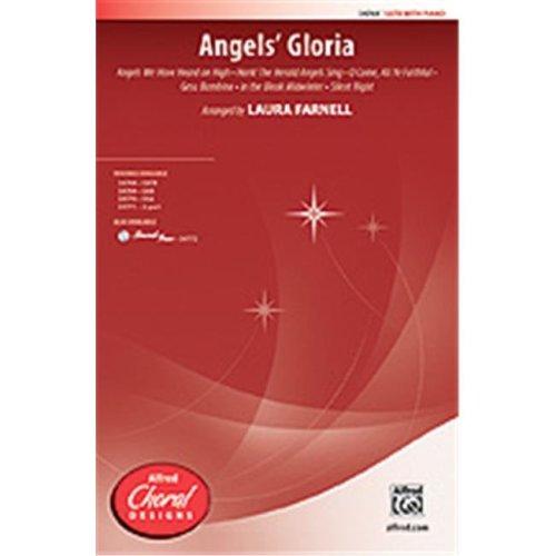 Alfred 00-34772 ANGELS GLORIA-STRX CD