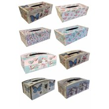 Wooden Tissue Box Covers
