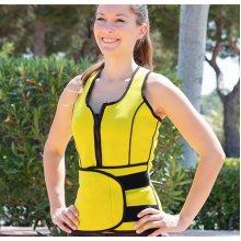 Slimfit Sauna waist shapper training Corset vest