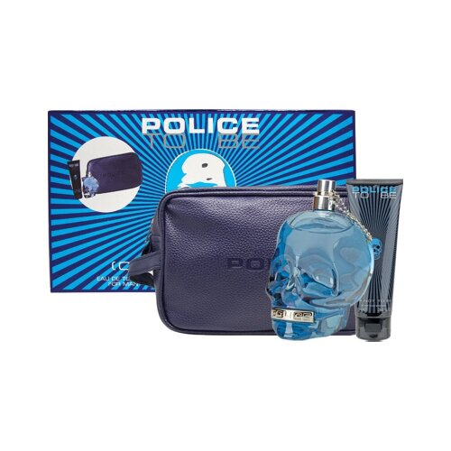 Police To Be Man 125ml Gift Set