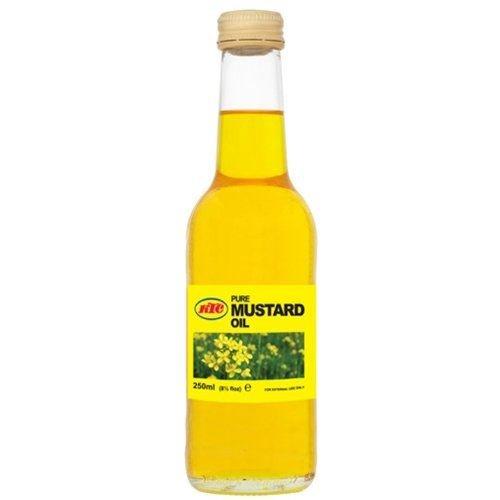 KTC Mustard Oil - 250ml (pack of 2)