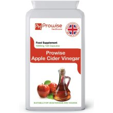 Prowise Apple Cider Vinegar 500mg - 120 Capsules
