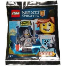 LEGO Nexo Knights Robin with Jet Pack Minifigure Promo Foil Pack 271714 (Bagged)
