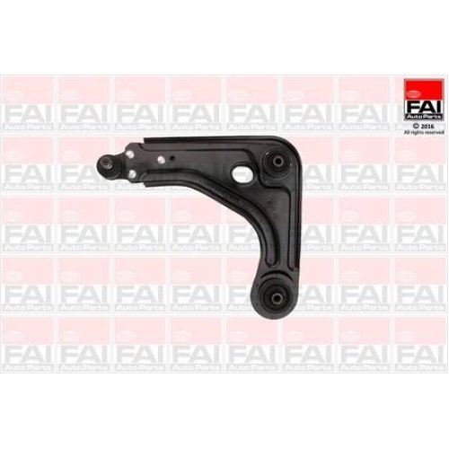 Front Left FAI Wishbone Suspension Control Arm SS511 for Ford Fiesta 1.8 Litre Diesel (01/94-01/97)