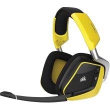 CORSAIR VOID PRO RGB SE Wireless Gaming Headset Yellow