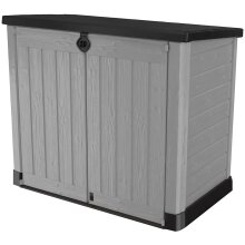 KETER Store-It-Out Ace Max 4.75 x 2.7 Foot Resin Outdoor Storage Shed