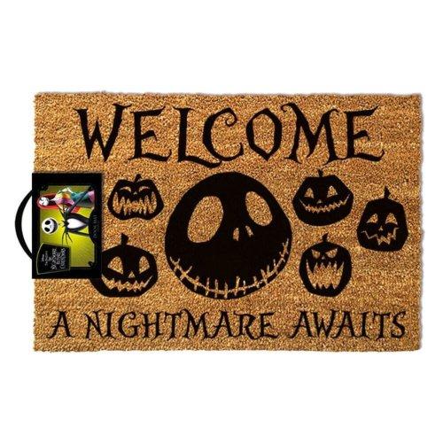 The Nightmare Before Christmas - A Nightmare Awaits Doormat [2018]