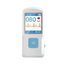 PM10 Portable ECG Chronic Heart Monitor Homecare Handy Simple waveform