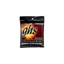 GHS BOOMERS String Set for Electric Guitar - GB-LXL - Light/Extra Light - 010/038