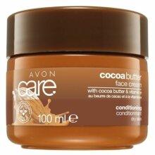 Avon Care Cocoa Butter Face Cream Vitamin e 100ml