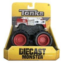 Tonka Diecast Monster Vehicles - Fire Engine