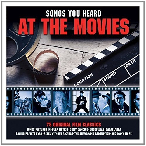 Songs You Heard at the Movies - Various Artists [CD]