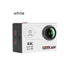 S9 4K Sport Action Camera 1080P WiFi Waterproof Outdoor Mini HD DV Camcorder white