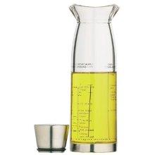 "MasterClass Acrylic Salad Dressing Shaker Bottle, 19.5 cm (8"")"