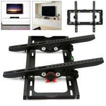 TILT TV WALL BRACKET MOUNT LCD LED PLASMA 32 37 40 42 46 50 52 55''